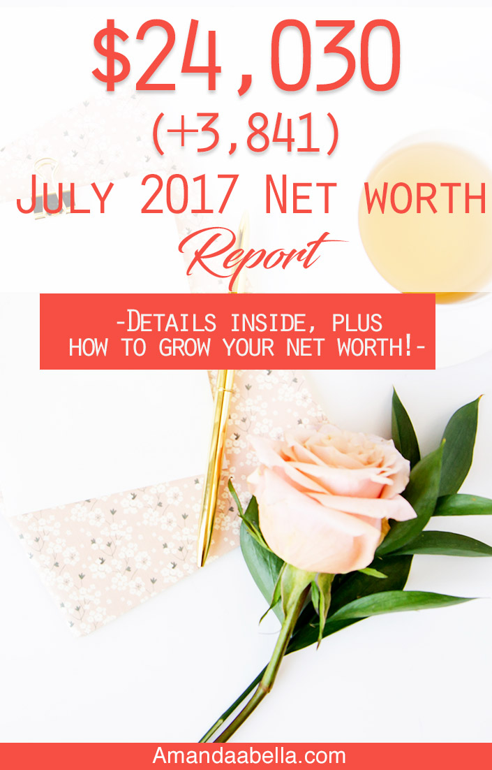 July net worth