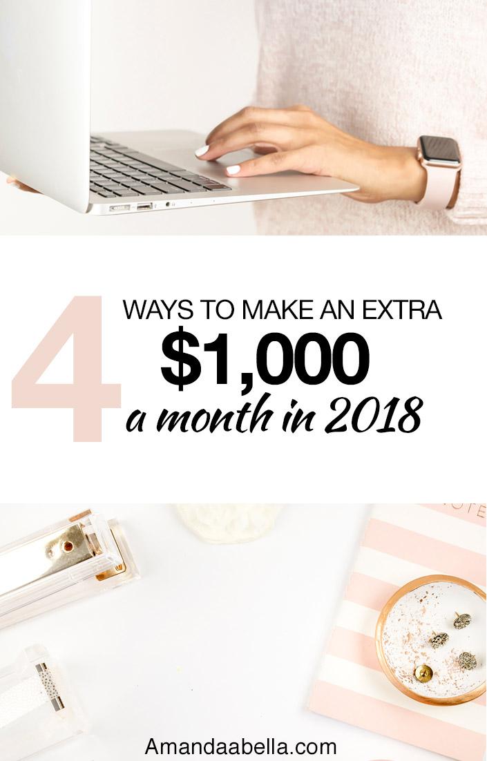 make an extra $1,000